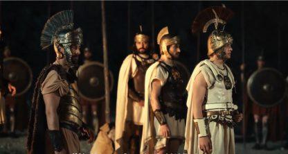 مستند اسکندر مقدونی