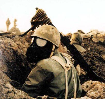 مستند جنگ ایران و عراق- جنگ خلیج اصلی